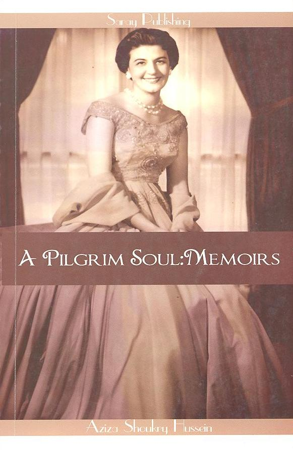 A pligrim soul: Memoirs